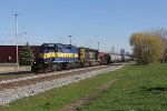DME 6367 & CSX 4039 use all of their 6000 horses to keep S334 moving