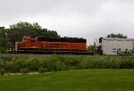 BNSF1817 switching by Peck Park