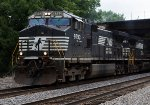 NS9793 and NS9157 passing Peck Park