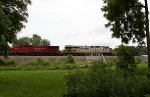 CREX1433 and CP9547 passing Peck Park