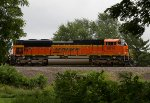 BNSF9014 passing Peck Park