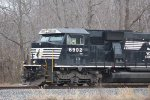 NS 6902 Coal Train