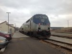 The Amtrak service with 4 people stabbed on board