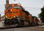 BNSF8362, BNSF4729, BNSF4138 and NS9864