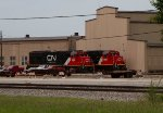 CN5435 and CN5456 outside the works