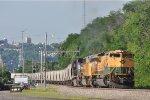 NS / SR 8099 On NS 143 Eastbound