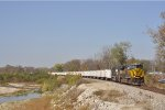 NS / NKP 8100 On NS 251 Eastbound