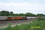 BNSF 541, BNSF 585