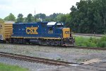 CSX 2558 (Built for the D&S) A720