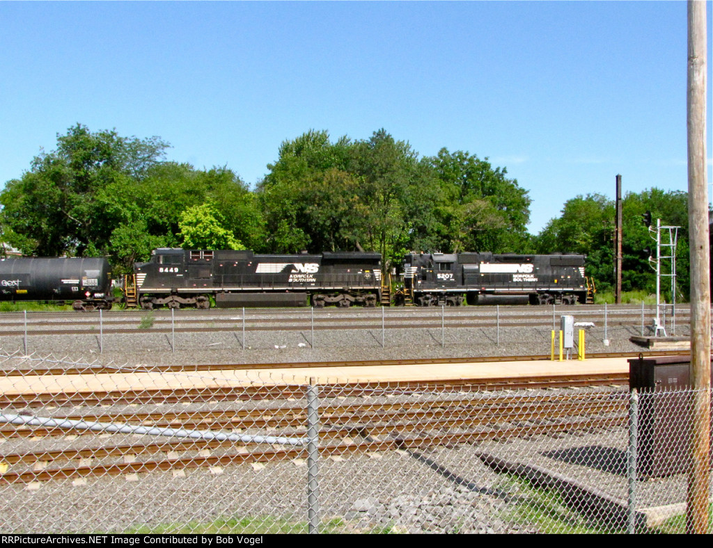 NS 8449 and 5207