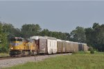 UP 8480 On NS 288 Westbound