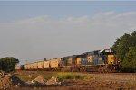 CSXT 8639 On CSX G 604 Southbound