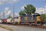 CSXT 8581 On CSX J 783 Southbound
