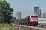 NS 911 On NS 974 Eastbound On NS OLS To Columbus Ohio