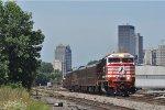 NS 911 On NS 974 Eastbound On OCS To Columbus Ohio