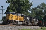 NS 7254 On NS 215 Eastbound