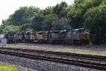 CSX5442, CSX8073, UP8247, NS2700, NS9665 and NS8361