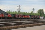 CN 2000 and more Canadians invade.