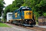 CSX 4406 on W-983
