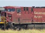 CP ES44AC 8784