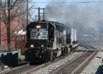 NS 042 Smokes it up in Fostoria