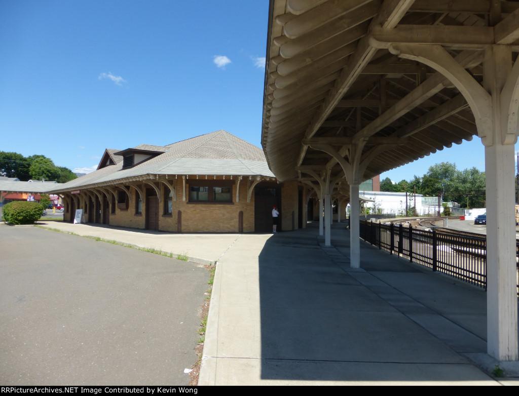 Danbury Passenger Station (Danbury Railway Museum)