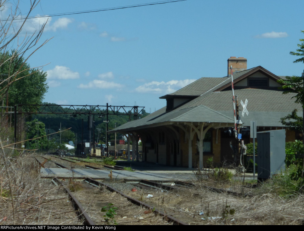 Danbury Station