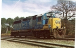 CSX 6156 (Chessie-WM 4257)