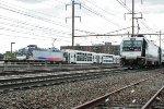 Train 7240 and Train 7851