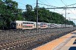 NJT 7047 on Train 7848