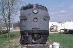 Orrville Railroad Heritage Society F-unit