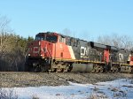 CN 2221 in Dafter