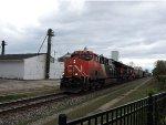 CN 3024 eastbound