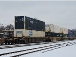 CSX Intermodal containers