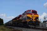 WB KCS grain train