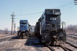 CR E44's 4446 and 4401