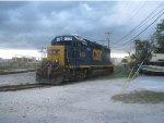 gp39-2 At Ft Lauderdale Yard