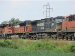 NS and BNSF