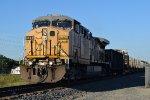 WB UP welded rail train