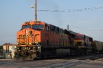 NB BNSF coal train