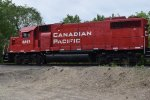 Canadian Pacific Engine 4441 GP38-2