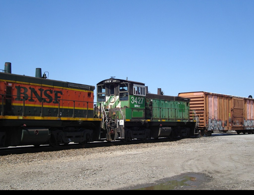 BNSF 3427