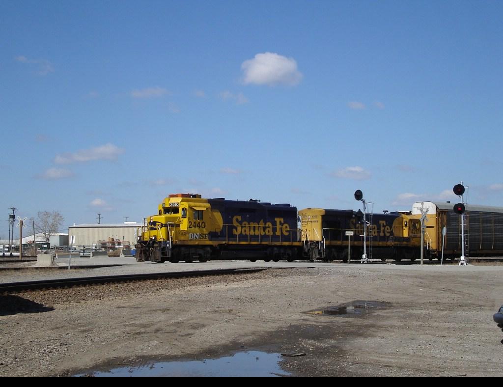 BNSF 2440, 4217