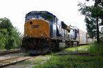 CSX 4730 heads up Q210