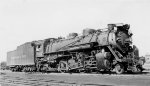 C&O 2-8-2 #1067 - Chesapeake & Ohio RR