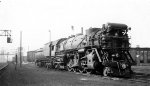 C&O 2-8-2 #1160 - Chesapeake & Ohio RR