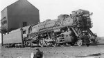 C&O 2-8-2 #1226 - Chesapeake & Ohio RR