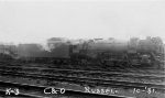 C&O 2-8-2 #1231 - Chesapeake & Ohio RR