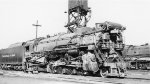 C&O 2-8-2 #2334 - Chesapeake & Ohio RR