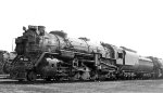 C&O 2-8-2 #2342 - Chesapeake & Ohio RR